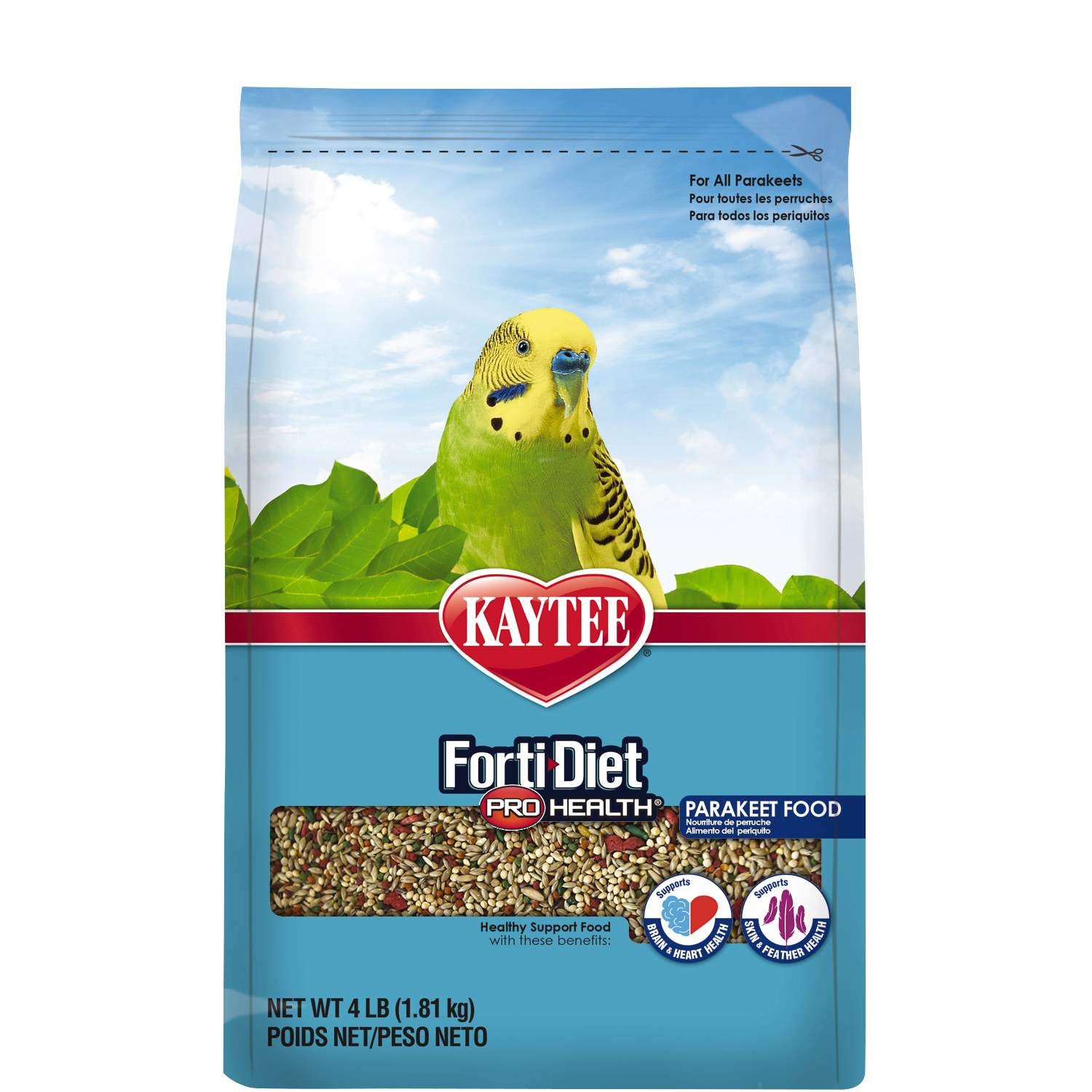 Best Parakeet Pellet Food