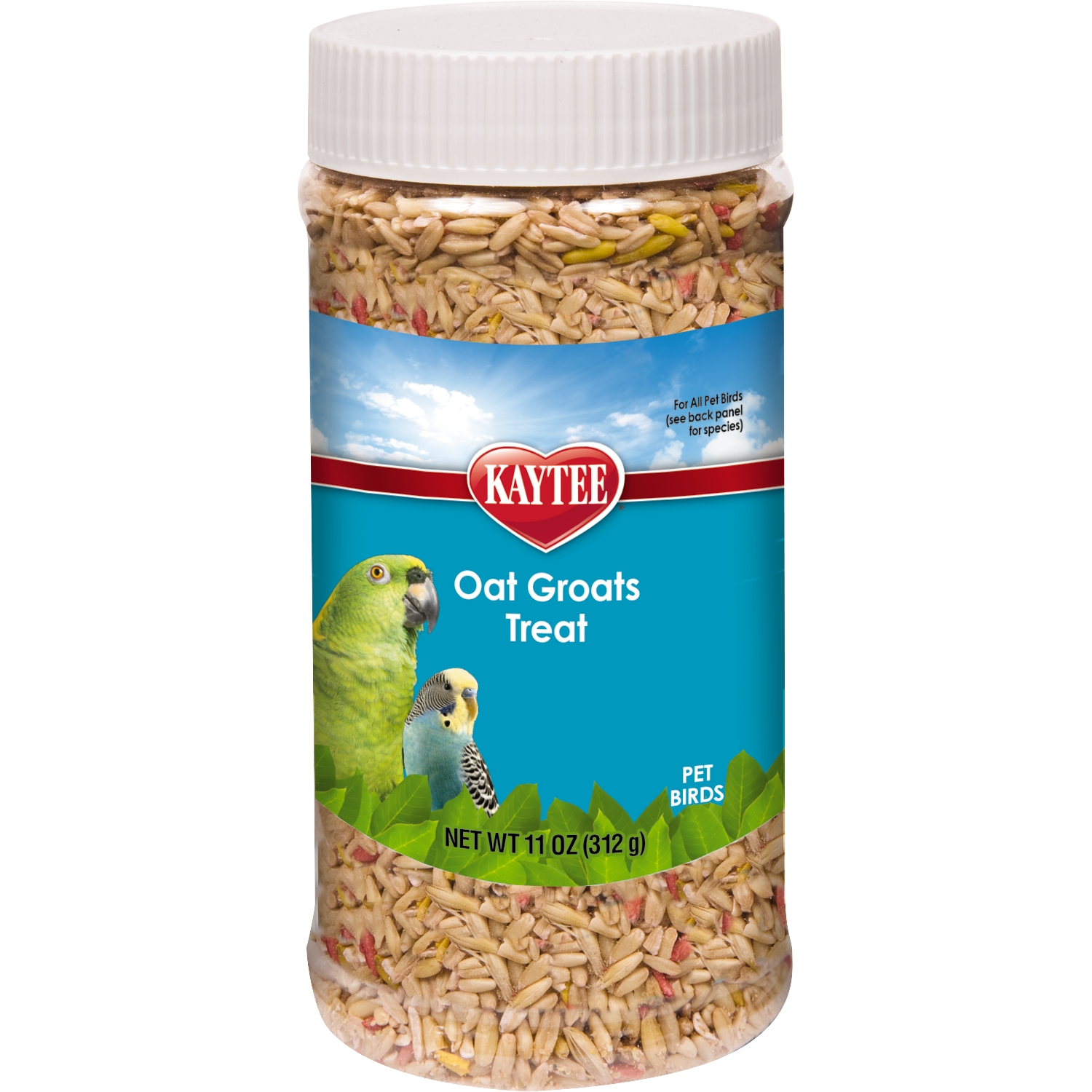 Kaytee Oat Groats Treat for All Pet Birds