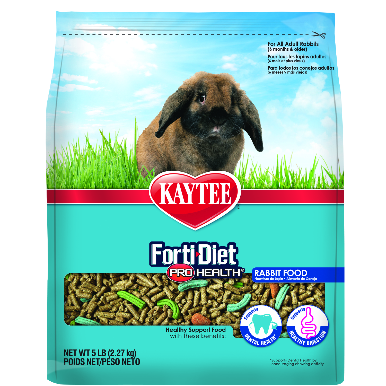 Forti-Diet Pro Health Adult Rabbit Food : What to Feed Your