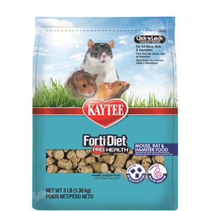Kaytee Forti Diet Pro Health Dental Mouse Rat