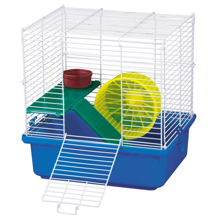 Complete Hamster Kit : Hamster & Guinea Pig Cages: Small