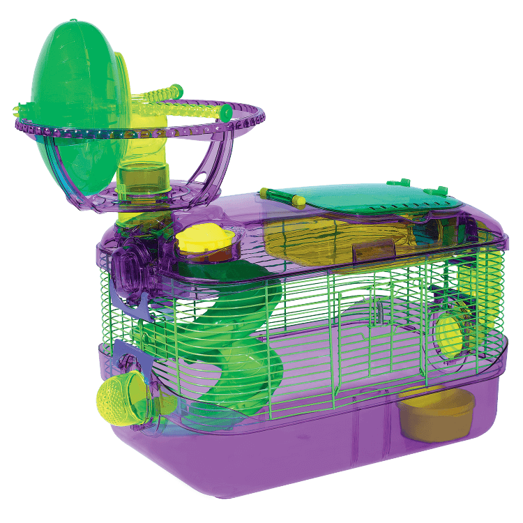 crittertrail extreme challenge habitat hamster gerbil and other