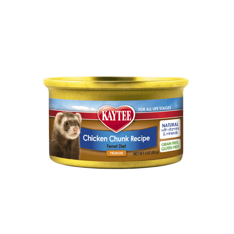 Canned Ferret Food