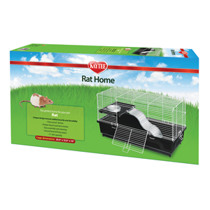 Kaytee My First Home Habitat for Pet Rats