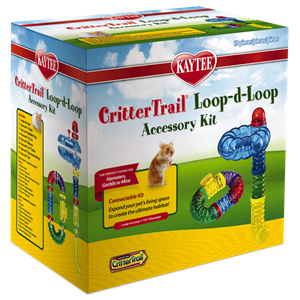 Kaytee CritterTrail Loop-D-Loop Accessory Kit