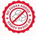 No Sugar Added Icon