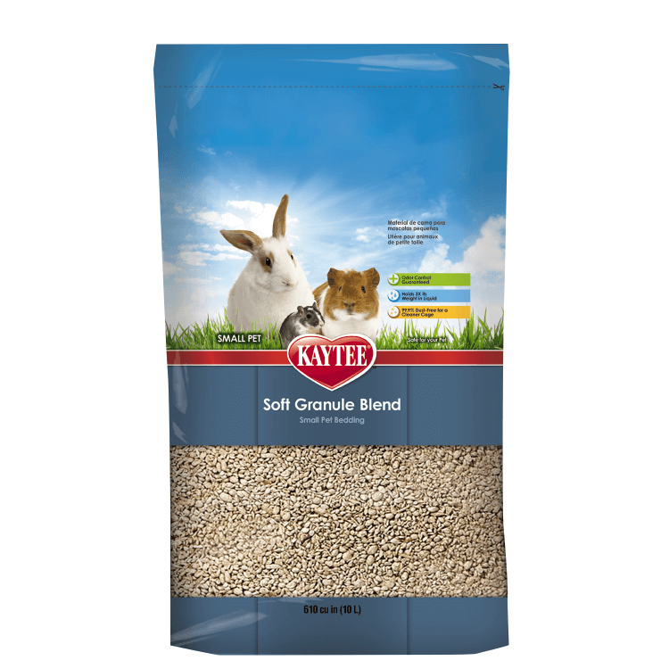 Soft Granule Blend Smal Pet Bedding