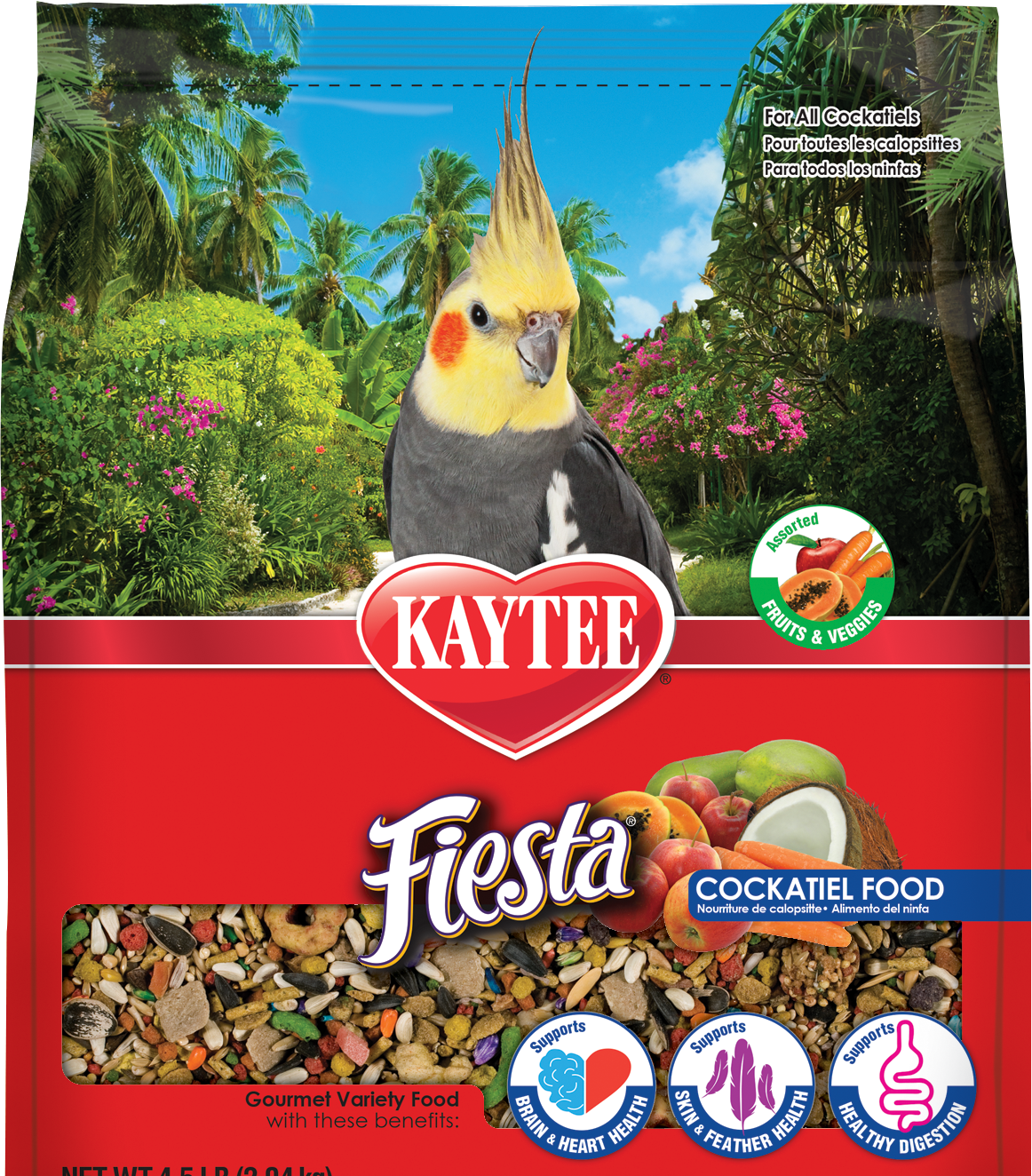 Cockatiel Food