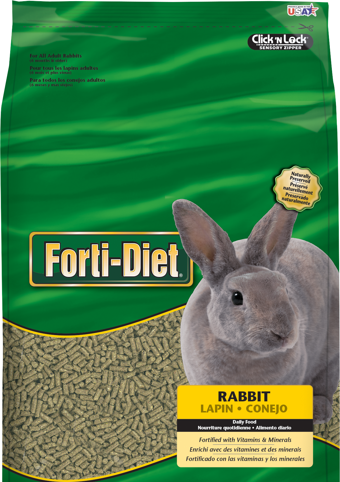 Forti-Diet Rabbit Food