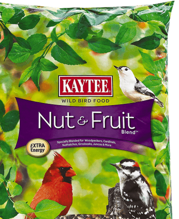 Kaytee Nut and Fruit Bird Seed Blend