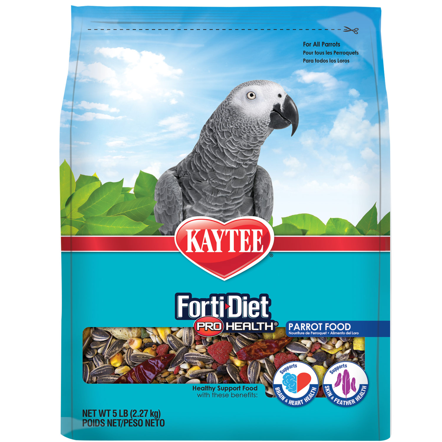 Forti-Diet Pro Health Parrot Food