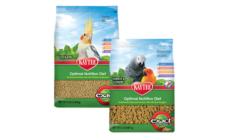 Kaytee Exact Bird Food