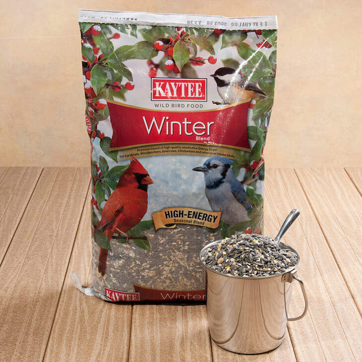 Winter Blend Wild Bird Food